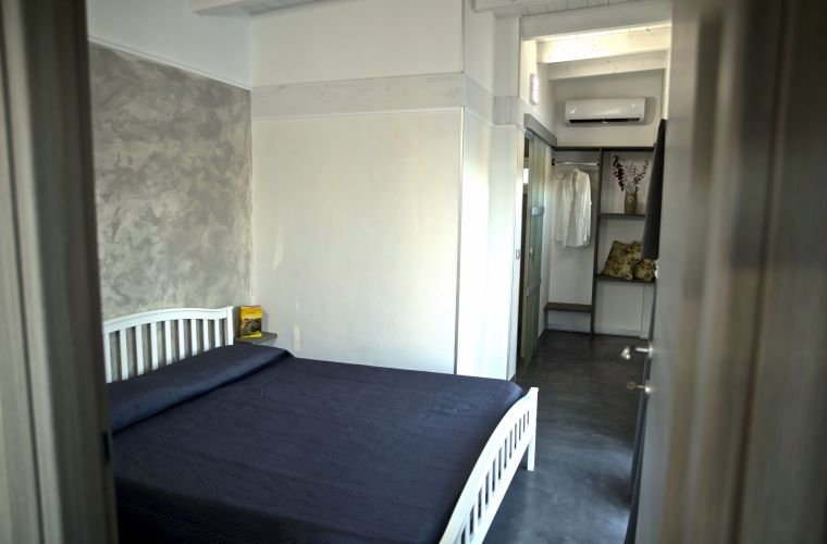 Bedrooms (2) and Bathrooms (2): two double bedrooms with en-suite (shower); one single sofa bed in the living room.