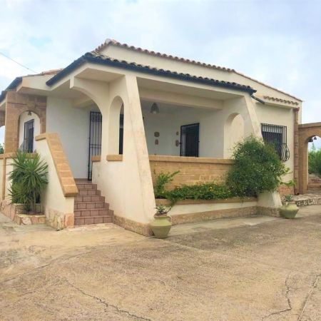 0019 Villa vicino al parco archeologico - Triscina