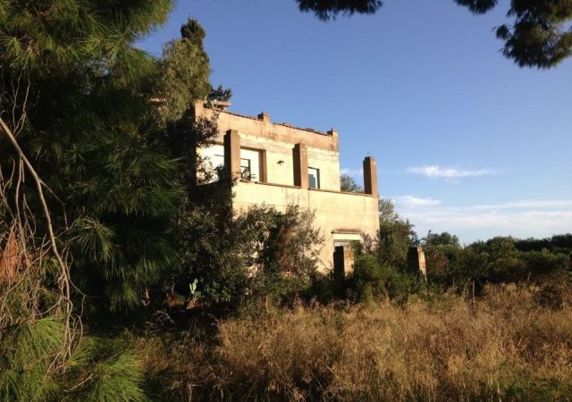 0006R Colonial farmhouse Contrada Castellana - Sciacca