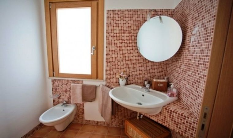 New and elegant bathrooms