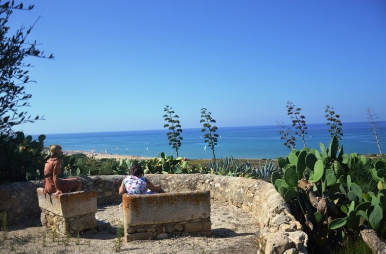 This is Sicily: sun, sea and panorama