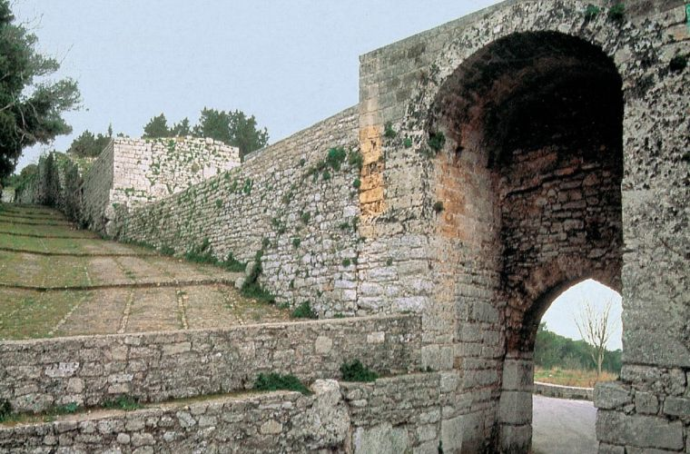The Punic walls