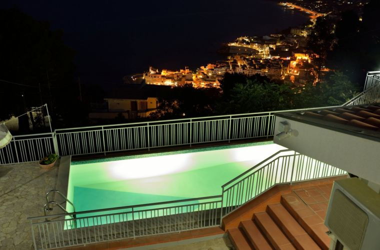 Pool and panorama