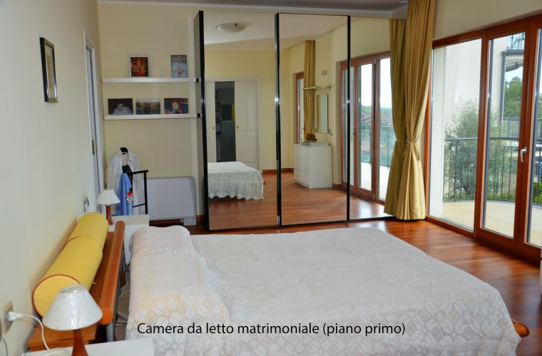 Suite facing the Ionian gulf