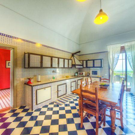 The Sicilian kitchen