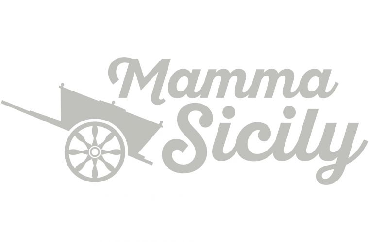 Delicious Sicilian meat courses: aggrassato and baked potatos