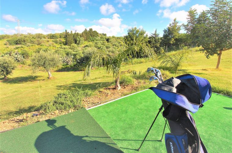 Golf equipment is also provided and you are free to play and practice Golf in the property whenever you want for no extra charges.