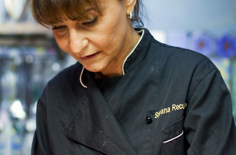 Silvana Recupero: the chef of Sicilians