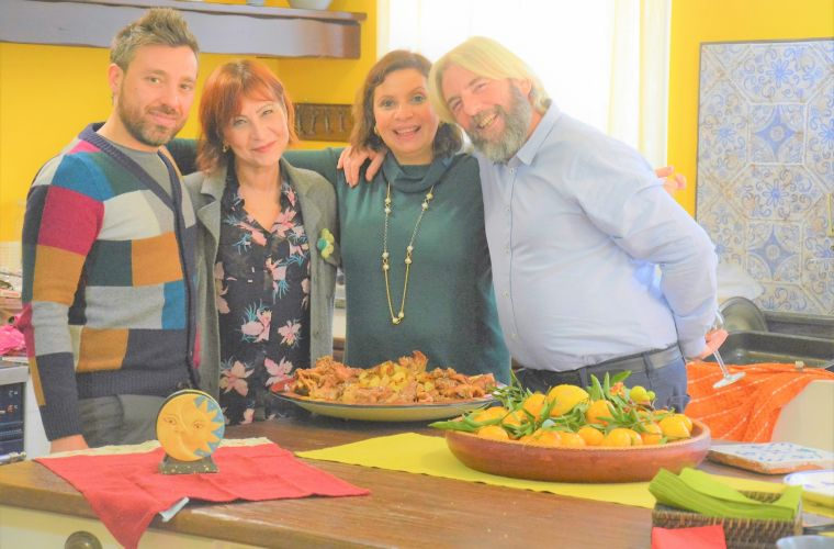 Book a Sicilian meal at your holiday home
