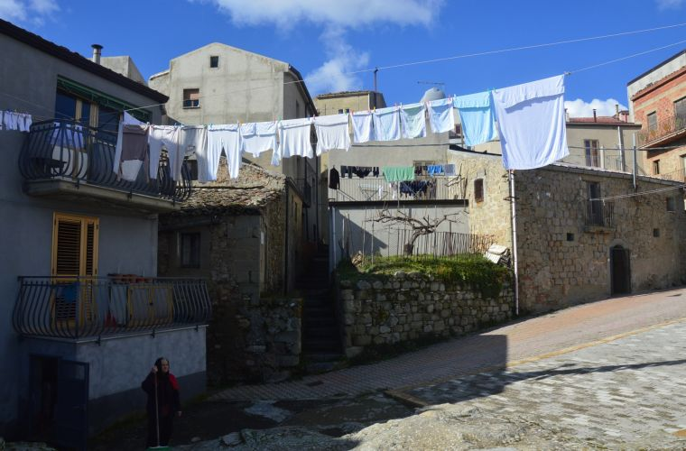 Dreaming Sicily: the journey in the inland